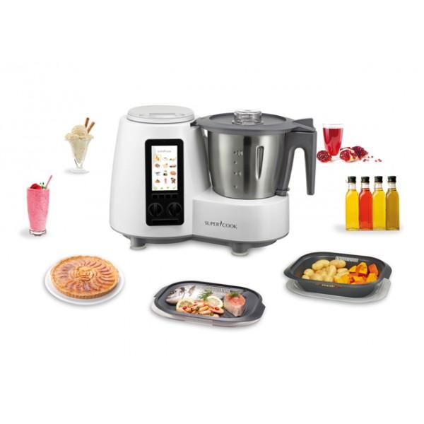 Robot de cocina supercook sc110 isla idea - Robot cocina elite cook ...