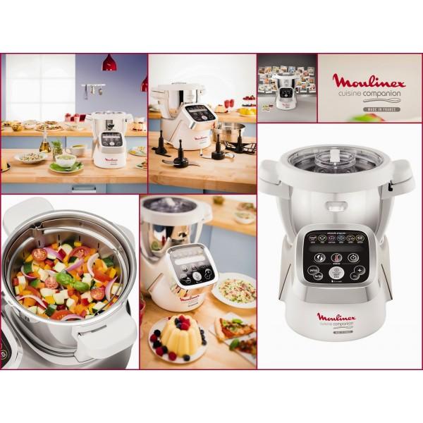 robot de cocina moulinex cuisine companion isla idea. Black Bedroom Furniture Sets. Home Design Ideas
