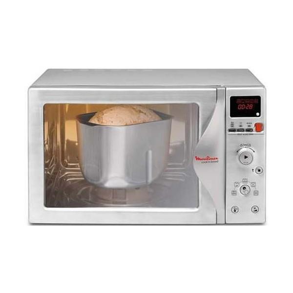 Microondas horno y panificadora moulinex mw700130 isla idea - Horno microondas pequeno ...